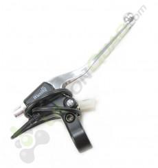 Levier de frein droit + cocotte de pocket cross électrique E-Mico