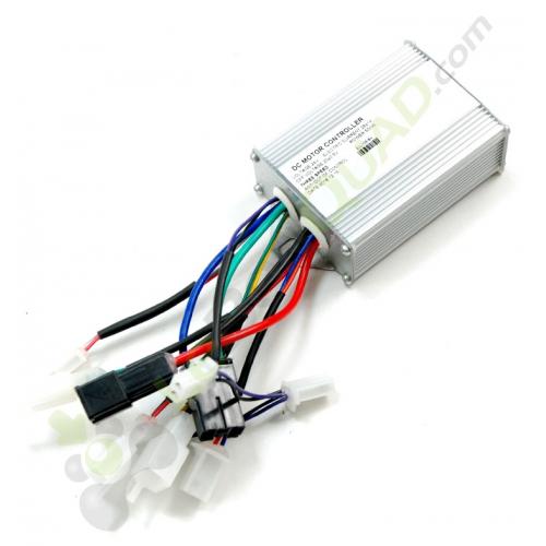 Controleur régulateur de tension 500W 24V de pocket cross électrique E-Mico - Quad enfant