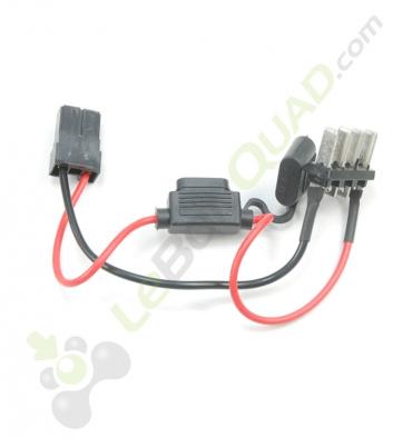 Faisceau connexion boite batterie / fusible / controleur de pocket cross électrique - Quad enfant