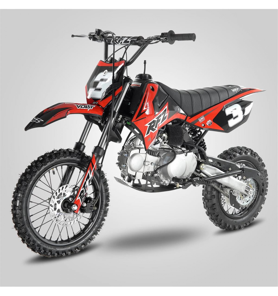 moto enfant apollo rfz rookie 125 dirt bike 125cc. Black Bedroom Furniture Sets. Home Design Ideas