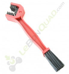 Brosse nettoyage chaine
