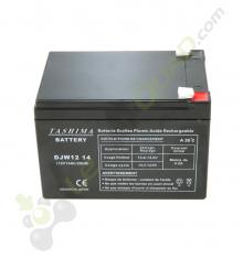 Batterie DJW 12V14Ah de pocket électrique