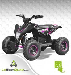 Quad enfant électrique LBQ E-Fenix ROSE