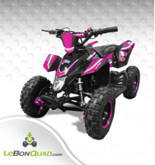 Quad pocket LBQ Wokx 49cc BW6 ROSE