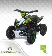 Quad pocket électrique LBQ Speedy BW6 VERT