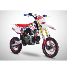 Pit Bike GUNSHOT 125 ONE - ROUGE