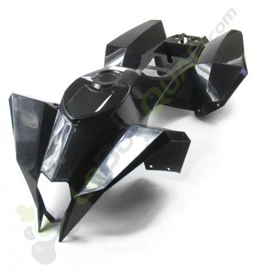 Kit plastique NOIR de Quad MKT / E-MKT - Quad enfant