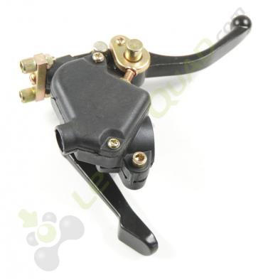 Gachette de gaz + levier de freins droit de Quad pocket - Quad enfant