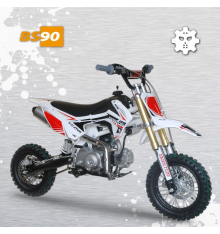 Pit Bike BASTOS BS 90 - édition 2019
