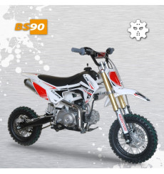 Pit Bike BASTOS BS 90