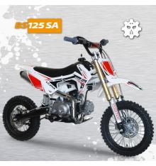 Pit Bike BASTOS BS 125 SA