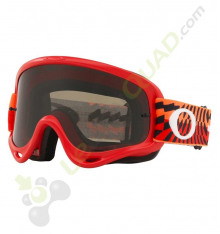 Masque OAKLEY O Frame MX ROUGE