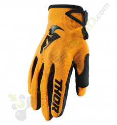 Gants THOR Sector taille 2XL ORANGE