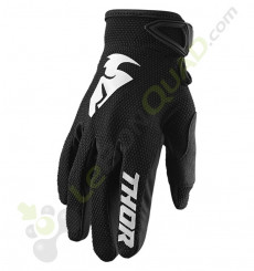 Gants THOR Sector taille XS NOIR