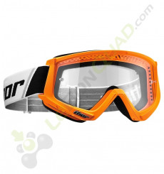 Masque enfant THOR Combat ORANGE