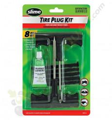 Kit réparation pneu tubeless SLIME