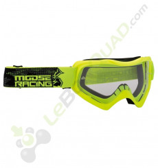 Masque enfant MOOSE Qualifier Slash JAUNE