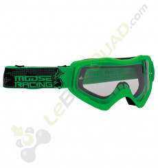 Masque enfant MOOSE Qualifier Slash VERT