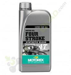 Huile moteur MOTOREX 10W40 4T 1 Litre