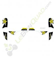 Kit décoration KEROX Puma rockstar quad enfant
