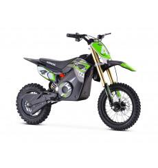 Pit Bike électrique KEROX E-STORM VERT
