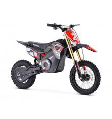 Pit Bike électrique 1000W enfant KEROX E-STORM ROUGE
