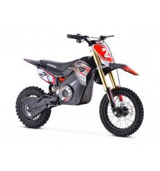 Pit Bike électrique KEROX E-STORM ROUGE