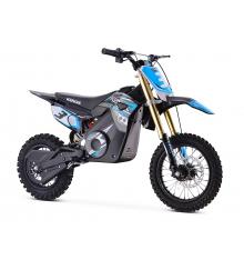 Pit Bike électrique KEROX E-STORM BLEUE