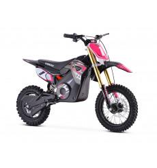 Pit Bike électrique KEROX E-STORM ROSE