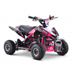 Pocket Quad 50cc enfant KEROX Rex ROSE