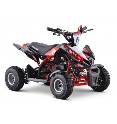 Pocket Quad 50cc enfant KEROX Rex ROUGE