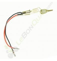 Interrupteur à clés de pit bike électrique E-STORM
