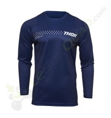 Maillot THOR SECTOR MINIMAL NAVY taille L