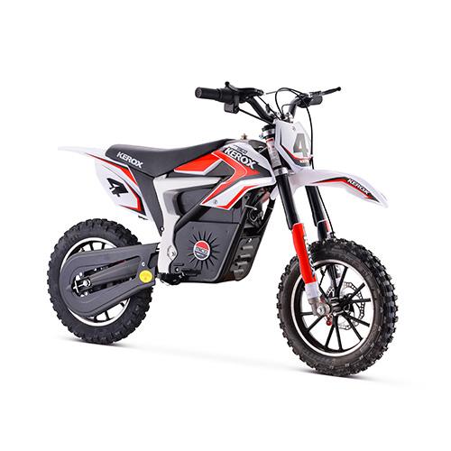 Pocket cross électrique 500W enfant KEROX E-Mico ROUGE - Quad enfant