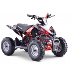 Pocket Quad 50cc enfant KEROX Rex BW6 ROUGE
