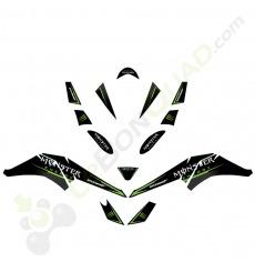 Kit décoration de Quad Speedbird MONSTER