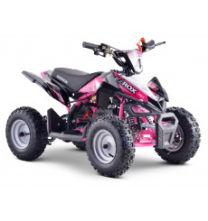 Pocket Quad 50cc enfant KEROX Rex BW6 ROSE