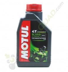 Huile moteur MOTUL 5100 10W40 4T 1 Litre