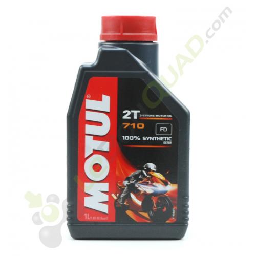 Huile moteur MOTUL 710 2T 1 Litre - Quad enfant