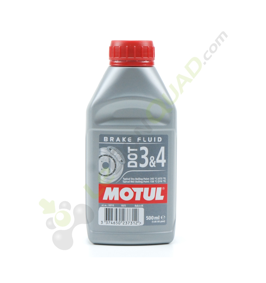 liquide de frein motul dot 3 4 pour moto et quad enfant. Black Bedroom Furniture Sets. Home Design Ideas