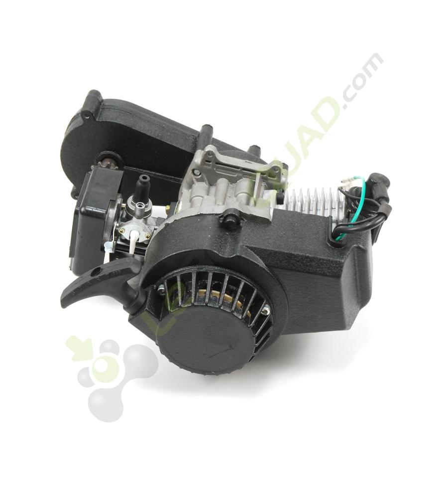 moteur de quad pocket moteur complet le bon quad le sp cialiste du quad pour enfants. Black Bedroom Furniture Sets. Home Design Ideas
