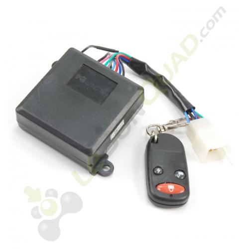 Boitier de coupure à distance émetteur + récepteur de Quad 110 - Quad enfant