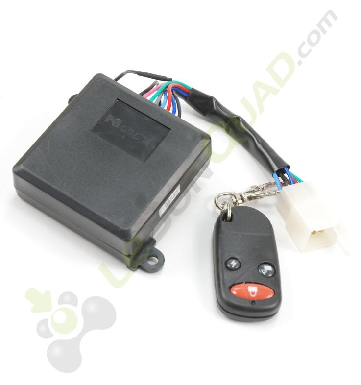 Boitier de coupure à distance émetteur + récepteur de Quad 110