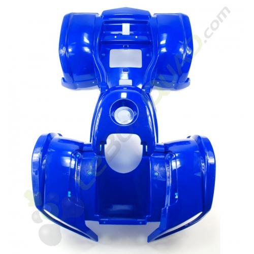 Kit plastique de Quad Bazooka BLEU - Quad enfant