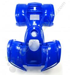 Kit plastique de Quad Bazooka BLEU