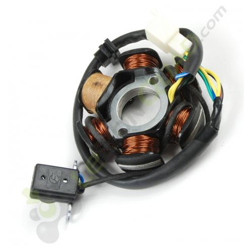Stator allumage moteur démarreur électrique de Quad 110 et quad 125 - Quad enfant