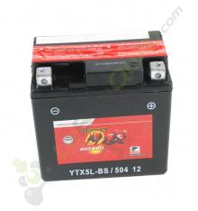 Batterie BANNER YTX5L-BS de Quad 110