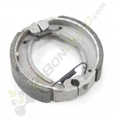 Segment de frein tambour de Quad 110