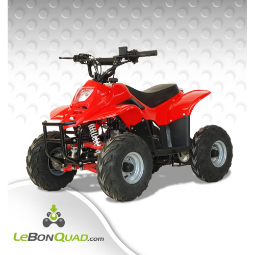 Quad enfant LBQ Bigfoot 110 ROUGE - Quad enfant