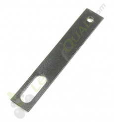 Patte support de protège chaine plastique inférieur de Quad 110